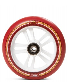 AO AO Wheel Mandala 110er white/red