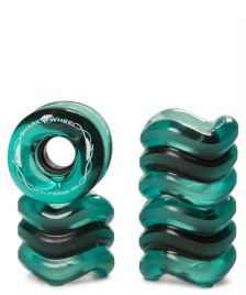 Shark Shark Wheels California Roll 60er green transparent