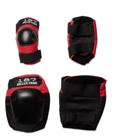 187 Killer 187 Killer Pads Combo Pack red