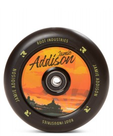 Root Industries Root Industries Wheel Air Jamie Addison 110er black/orange