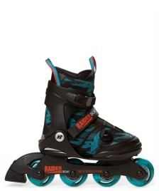 K2 K2 Kids Raider Boa black/blue