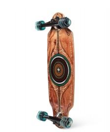 Shiver Shiver Longboard Astral Mini brown dark