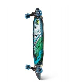Shiver Shiver Longboard Dakuwaqa black/blue /green