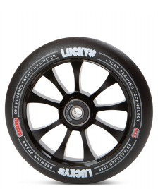 Lucky Lucky Wheel Toaster 120er black/black