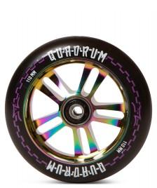 AO AO Wheel Quadrum 5-Hole 110er rainbow oil slick