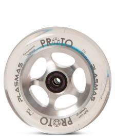 Proto Proto Wheel Plasmas 110er silver clear