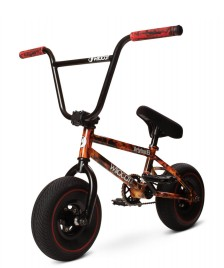 Wildcat Wildcat Mini BMX Fury Original 2A orange fire