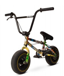 Wildcat Wildcat Mini BMX Crazy Boy 2A (With Brake) multi