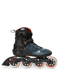 Rollerblade Rollerblade Macroblade 90 black/blue/orange spicy