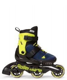 Rollerblade Rollerblade Kids Microblade 3WD black/blue lime