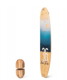Vew-Do Vew-Do Balanceboard Longboard 36 blue/grey