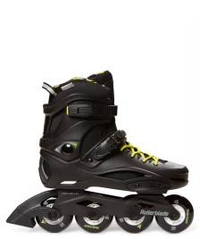 Rollerblade Rollerblade RB Cruiser 80 black/yellow neon