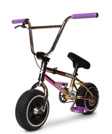Wildcat Wildcat Mini Bmx Royal Original 2A (With Brake) rainbow/purple