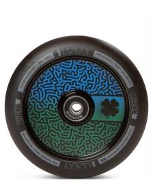 Lucky Lucky Wheel Lunar Hollow 120er blue/green maze