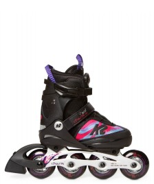 K2 K2 Kids Charm Boa Alu black/purple/pink