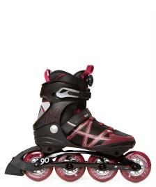 K2 K2 W Alexis 90 Boa black/purple