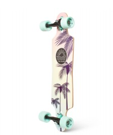 Slide Slide Longboard Summer purple multi