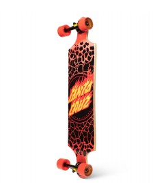 Santa Cruz Santa Cruz Longboad Drop Down Flame red/black