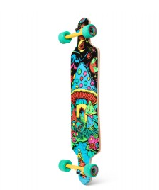 Santa Cruz Santa Cruz Longboad Drop Down Time Warp black multi
