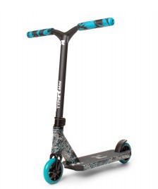 Root Industries Root Industries Scooter Type R Mini Pro black/blue splatter