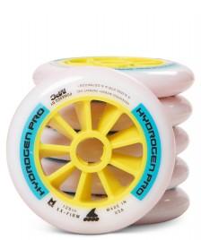 Rollerblade Rollerblade Wheels Hydrogen Pro XX Firm 125er white/blue