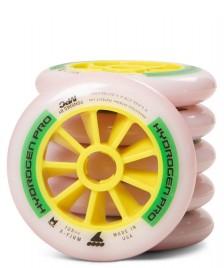 Rollerblade Rollerblade Wheels Hydrogen Pro X Firm 125er white/green