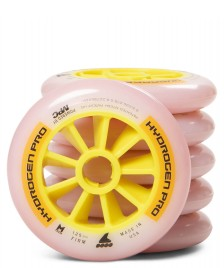 Rollerblade Rollerblade Wheels Hydrogen Pro Firm 125er white/yellow