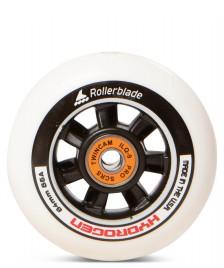 Rollerblade Rollerblade Wheel Hydrogen 84er Inkl. Twincam ILQ-9 Pro Bearings white/black