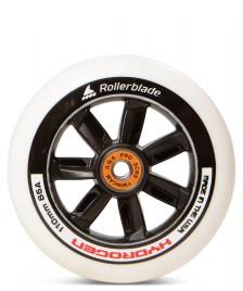 Rollerblade Rollerblade Wheel Hydrogen 110er Inkl. Twincam ILQ-9 Pro Bearings white/black