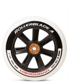 Rollerblade Rollerblade Wheel Hydrogen 125er Inkl. Twincam ILQ-9 Pro Bearings white/black