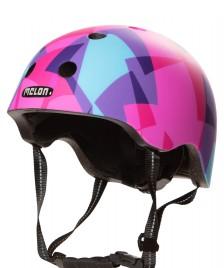 Melon Melon Helmet Candy pink/purple/blue