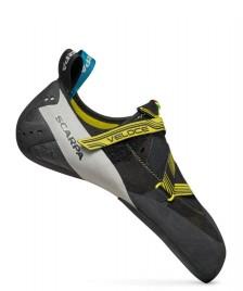 Scarpa Scarpa Climbing Shoes Veloce black/grey/yellow