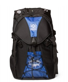Atom Atom Backpack black/blue