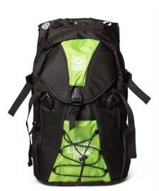 Atom Atom Backpack black/green