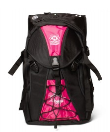 Atom Atom Backpack black/pink