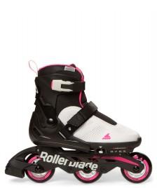 Rollerblade Rollerblade Kids Microblade Free 3WD grey/black/pink