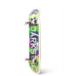 Darkstar Darkstar Complete Timeworks green/purple tie dye