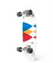 Carver Carver Surfskate Triton Spectral CX white multi
