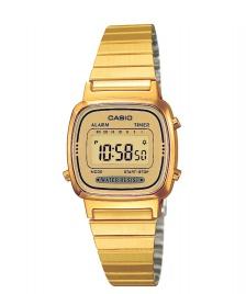 Casio Casio Watch LA670WEGA gold/gold