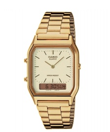 Casio Casio Watch AQ-230GA gold