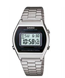 Casio Casio Watch B640WD-1A silver/black