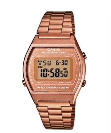 Casio Casio Watch B640WC-5A rose gold