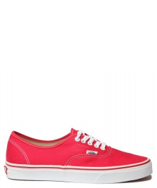 Vans Vans Shoes Authentic red