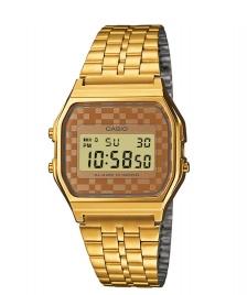 Casio Casio Watch A159WGEA gold/orange