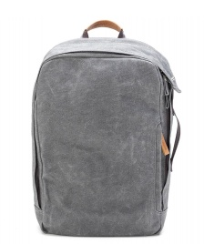 Qwstion Qwstion Backpack washed grey