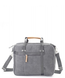Qwstion Qwstion Bag Office Tote washed grey