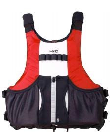 Hiko Hiko Schwimmweste Multisport red/white