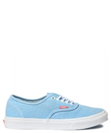 Vans Vans W Shoes Authentic Slim blue malibu/coral rope lace