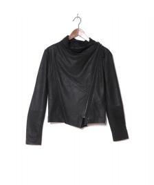MbyM MbyM W Leatherjacket Valentine black