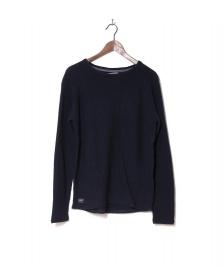 Revolution (RVLT) Revolution Knit Pullover 6261 Pattern blue navy